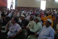 মুক্তিযোদ্ধা সংসদ জেলা ইউনিট কমান্ডের সংবাদ সম্মেলন