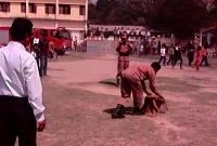 বোদায় জাতীয় দুর্যোগ প্রস্তুতি দিবস ২০১৬ উদ্যাপন