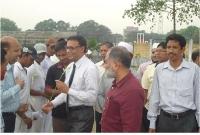চাঁপাইনবাবগঞ্জে জাতীয় স্কুল ক্রিকেট প্রতিযোগিতার উদ্বোধন
