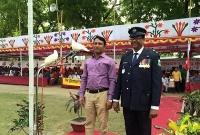 বোদায় মহান স্বাধীনতা ও জাতীয়  দিবসের অনুষ্ঠান শুরু