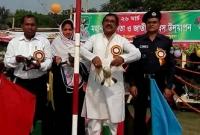 চুয়াডাঙ্গায় মহান স্বাধীনতা ও জাতীয় দিবস পালন