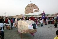 শিবালয়ে পহেলা বৈশাখ উপলক্ষে ঘুড়ি প্রতিযোগীতা অনুষ্ঠিত