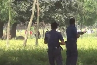 শেরপুরে আহত অর্ধশতাধিক,  এক কেন্দ্র বাতিল