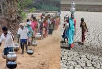 ভারতের চৌত্রিশটি রাজ্য যেন কারবালার প্রান্ত, পানির জন্য হাহাকার