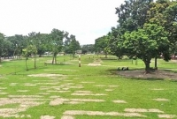 উপমহাদেশের সর্ববৃহৎ ঈদ-উল-ফিতরের জামাতের জন্য প্রস্তুুত শোলাকিয়া