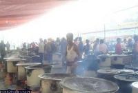 ১শ' মণ গরুর মাংস আর ২ হাজার মুরগি দিয়ে চাটগাইয়া মেজবান