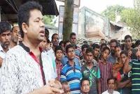 বিএনপির সাংগঠনিক শক্তি বাড়ানোর জন্য গ্রামে-গ্রামে পথসভা করেছেন শিল্পী মনির খান