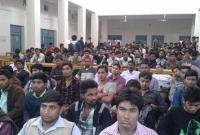চাঁপাইনবাবগঞ্জে জেলা জাসদ ছাত্রলীগের সম্মেলন অনুষ্ঠিত: নতুন কমিটি গঠিত
