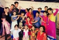 স্বাধীনতা দিবস উপলক্ষে মুখরিত তজুমদ্দিন শিল্পকলা একাডেমী