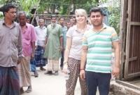 প্রেমের টানে ব্রাজিল থেকে বালিয়াকান্দিতে
