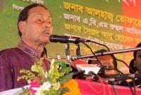 আলাদা জোট করছি, তবে সরকারের বিরুদ্ধে নয় : এরশাদ