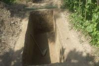 মুফতি হান্নানের কবর খোঁড়া সম্পন্ন, এলাকায় উত্তেজনা