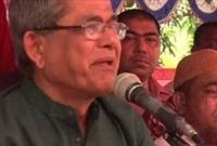 কাঁদলেন বিএনপির মহাসচিব মির্জা ফখরুল