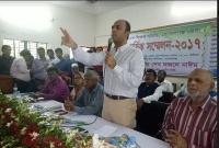 শিক্ষকরা মানুষ গড়ার কারিগর: ব্যারিস্টার শেখ ফজলে নাঈম