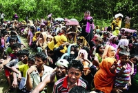 'রোহিঙ্গাদের পার্বত্য চট্টগ্রামে রাখা হবে না'