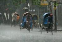 সাগরে নিম্নচাপ : ২৪ ঘণ্টায় ঢাকায় ৯৫ মিলিমিটার বৃষ্টি, বিকেলে কমবে