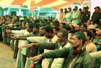 শপথ করলেন ১০৮ জন মাদকব্যবসায়ী