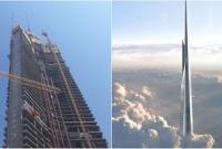 সৌদিতে-এগিয়ে-চলেছে-বিশ্বের-সর্বোচ্চ-ভবনের-নির্মাণকাজ