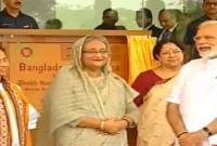 'বাংলাদেশ-ভবন'-উদ্বোধন-করলেন-শেখ-হাসিনা-মোদি