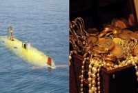 সমুদ্র-থেকে-৩১০-বছরের-পুরনো-১-৫-হাজার-কোটি-ডলারের-গুপ্তধন-উদ্ধার-করলো-রোবট-