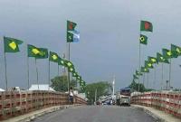 পটুয়াখালীতে-ব্রাজিলের-পতাকায়-সাজল-সেতু