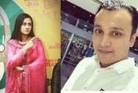 পূর্ণিমা ফেসবুকে স্বামী আহমেদ ফাহাদ জামালকে ট্যাগ করে লিখেছেন, 'খবর পড়েছ?'