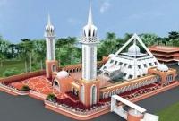 বাংলাদেশের-এই-মসজিদটি-নির্মাণ-করতে-খরচ-৩০-কোটি-টাক--কাজ-করেছেন-৫২-হাজার-শ্রমিক