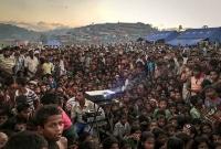 একের পর এক বেড়েই চলেছে রোহিঙ্গাদের দাবির বহর