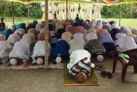 সৌদির সঙ্গে মিল রেখে মাদারীপুরে ৩০ গ্রামে ঈদুল আযহা উদযাপন