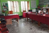 আকস্মিক প্রাথমিক বিদ্যালয় পরিদর্শনে গিয়ে  কাউকে না পেয়ে ফেসবুকে স্ট্যাটাস দিলেন ইউএনও