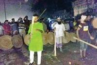 আওয়ামী লীগের জাফরউল্লাহ ও নিক্সন সমর্থকদের মধ্যে দেড় ঘণ্টা সংঘর্ষ