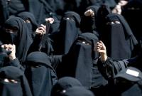 বোরকার-বিরুদ্ধে-সৌদি-নারীদের-অভিনব-প্রতিবাদ