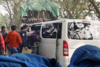 গণসংযোগে যাওয়ার সময় বিএনপি প্রার্থীর গাড়ি থেকে তিন নেতা আটক