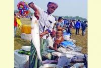 গাজীপুরে-দুই-শত-বছরের-ঐতিহ্যবাহী-জামাই-মেলায়-মানুষের-ঢল