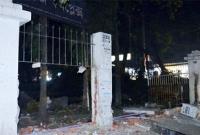 জনস্বার্থে ৫ ফুট ভূমি ছেড়ে দেওয়া পররাষ্ট্রমন্ত্রীর বাসার প্রধান ফটকের দেয়াল ভাঙলেন মেয়র