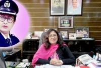 সাহসিকতা, সততা ও ন্যায়-নিষ্ঠার সাথে দায়িত্ব পালন করায় রাষ্ট্রপতি পদক পাচ্ছেন নারী পুলিশ সুপার