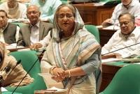 অগ্রগতি-আর-সমৃদ্ধির-পথে-হাঁটছে-বাংলাদেশ-সংসদে-প্রধানমন্ত্রী