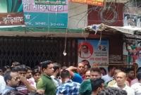 বিএনপির কেন্দ্রীয় কার্যালয়ে তালা দিলো বিক্ষুব্ধ নেতাকর্মীরা