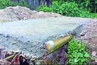 বাঁশ-ও-কলাগাছ-দিয়ে-কালভার্ট-নির্মাণ-