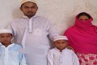 জামালপুরে একই পরিবারের ৪ জনের ইসলাম ধর্ম গ্রহণ
