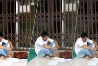 মসজিদের-বারান্দায়-বসে-পড়াশোনা-করছেন-মুশফিক-