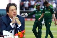 পাকিস্তান-ক্রিকেট-দলকে--জাতে--তুলবেন-ইমরান-খান