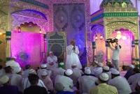 ঈদ জামাতে মুসল্লিদের উদ্দেশে বক্তব্য দিতে গিয়ে অঝোরে কান্নায় ভেঙে পড়েন শামীম ওসমান