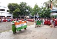 ভারতের-স্বাধীনতা-দিবসে-বাজলো-বাংলাদেশের-জাতীয়-সংগীত-উড়লো-লাল-সবুজ-পতাকা