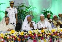 বঙ্গবন্ধু-ও-শেখ-হাসিনা-অনেক-দিয়েছেন-খালেদা-জিয়া-আলেমদের-কিছুই-দেননি-আল্লামা-শফী