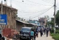 জঙ্গি-আস্তানা-সন্দেহে-নারায়ণগঞ্জে-একটি-বাড়ি-ঘিরে-রেখেছে-পুলিশ