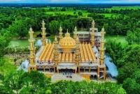 মুসলিম বিশ্বে ইতিহাস গড়বে বাংলাদেশের এই দৃষ্টিনন্দন মসজিদ