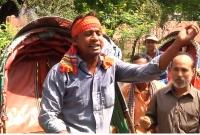 গানপাগল রিকশাওয়ালার গানের ভিডিও ভাইরাল