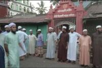 হামলা-থেকে-রক্ষায়-মন্দিরের-নিরাপত্তায়-মাদ্রাসাছাত্ররা