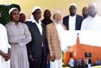 ইসলাম ধর্ম গ্রহণ করে গির্জার স্থানে মসজিদ নির্মাণ করলেন পাদ্রি